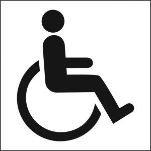 Wheelchair Seating symbol